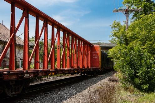 rolling stock hoosick